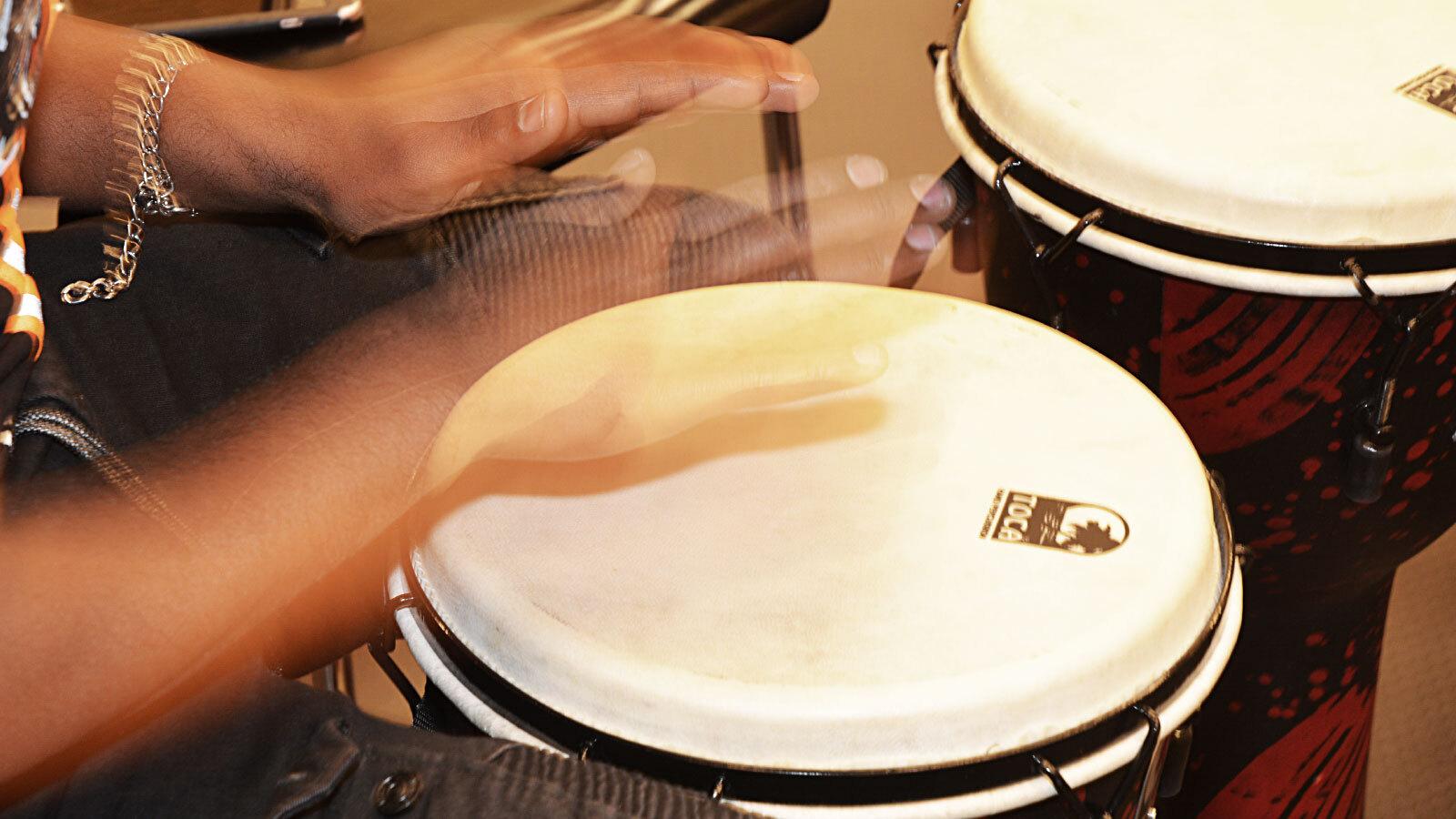 Perkussionskurs