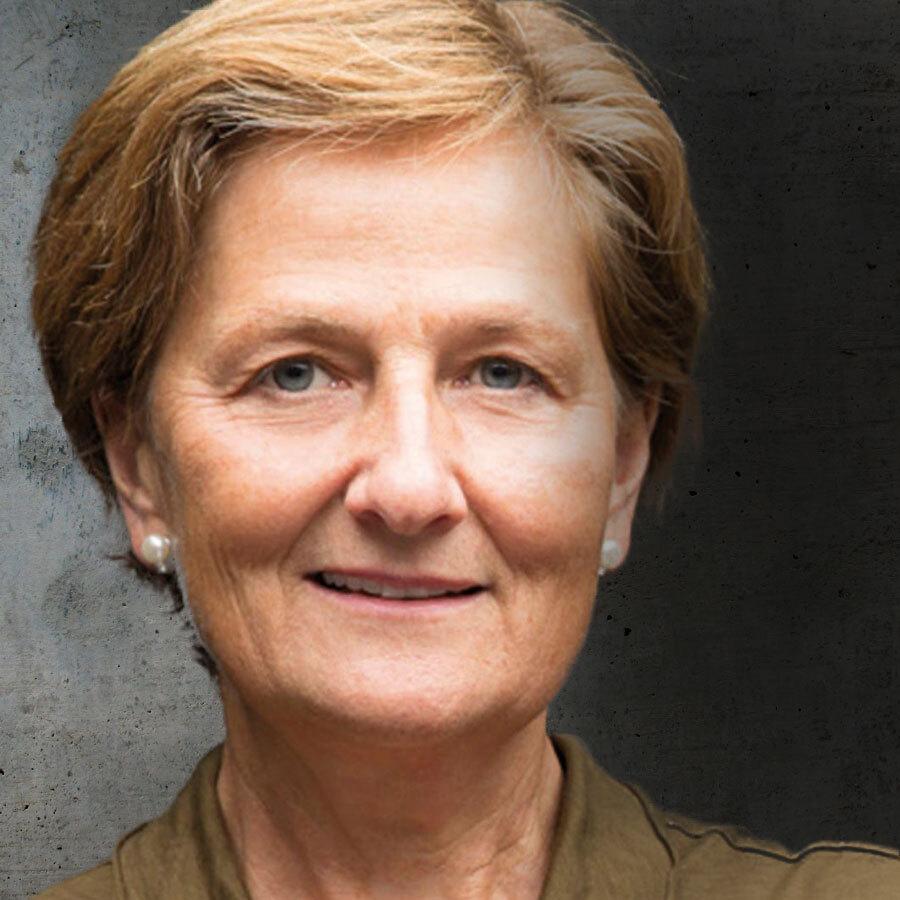 Francine de Reynier, membre du conseil d'administration