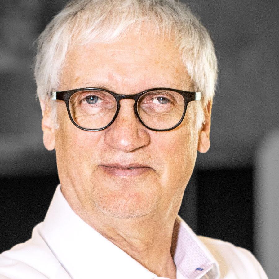 Franz Huber, Président